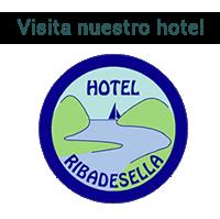 Logo hotel Ribadesella