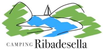logo Camping de Ribadesella