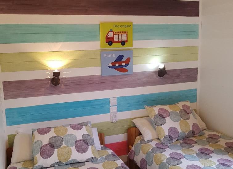 habitación bungalow Ribadesella