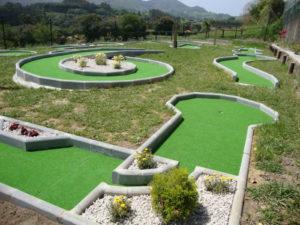 Mini golf Ribadesella