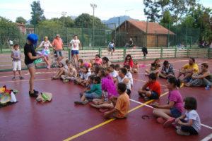 Actividades deportivas para niños Ribadesella