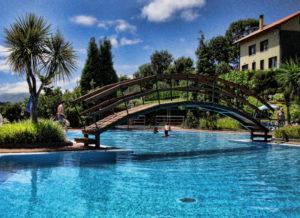piscina Camping Ribadesella