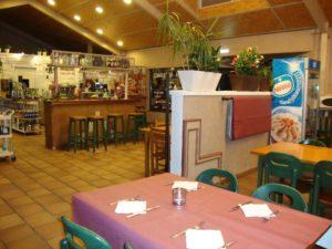 Bar restaurante Camping Ribadesella