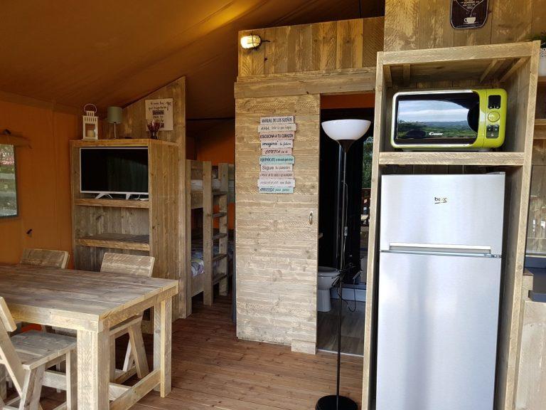 Cocina Tienda Safari