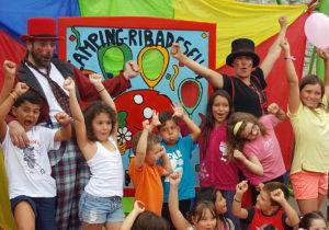 Actividades niños Camping de Ribadesella