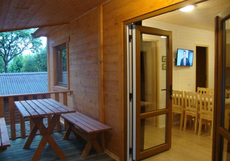 porche bungalow