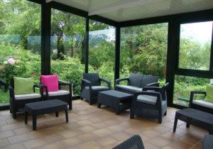 Salón Chillout Camping Ribadesella